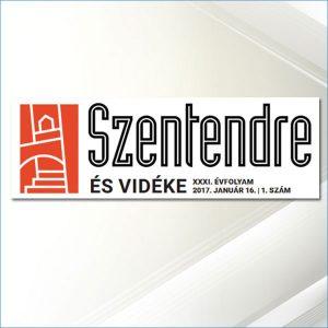Szentendre és Vidéke megjelenés @ Szentendre és Vidéke