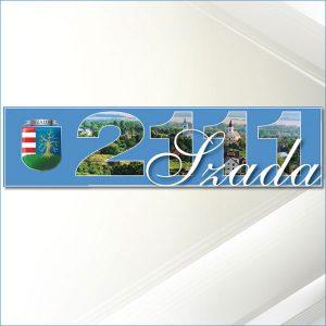 Szada 2111 lapzárta @ Szada