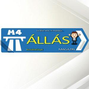 M4 Állás Magazin megjelenés @ Monor, Üllő, Bénye, Csévharaszt, Gomba, Monorierdő, Péteri, Vasad, Pilis